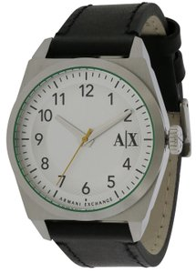 A|X Armani Exchange Armani Exchange Leather Mens Watch AX2302