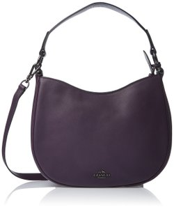 Coach Nomad Glove Tanned Leather Hobo Bag