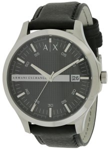 A|X Armani Exchange Armani Exchange Leather Mens Watch AX2101