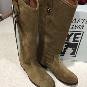 Frye Cashew Brown Boots