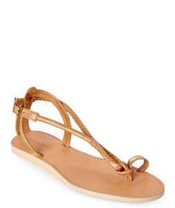 Cocobelle Taupe Flats