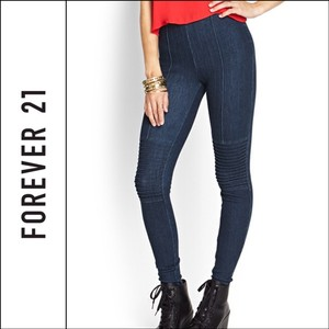 Forever 21 Denim 21 21 Denim Leggings