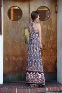 Maxi Dress by Other Hippie Boho The Treasured Hippie Handmade Tribal