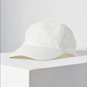 1fbaedc468f Urban Outfitters BDG White Washed Canvas Baseball Cap Hat