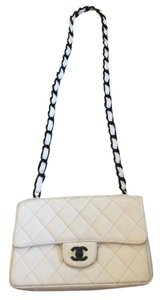 Chanel Single Flap Double Flap Vintage Shoulder Bag
