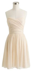 J.Crew Sweatheart Strapless Dress