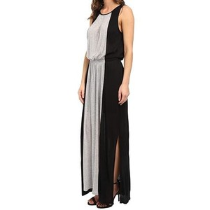 black/grey Maxi Dress by Three Dots