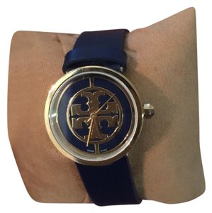 Tory Burch NWT in box Tory Burch navy leather watch