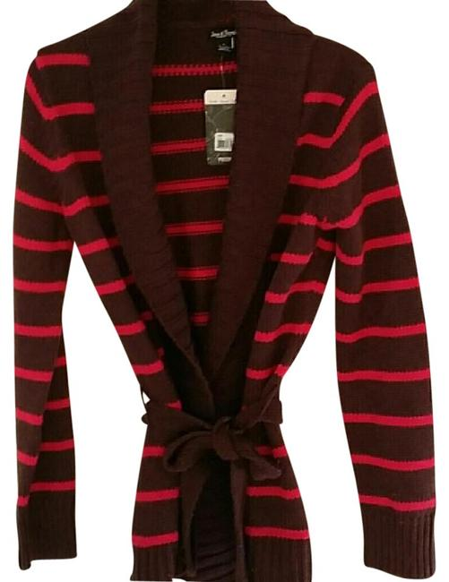 Preload https://img-static.tradesy.com/item/20991709/steve-and-barry-s-purple-belted-cardigan-size-12-l-0-1-650-650.jpg