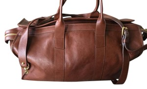 Lotuff Chestnut Travel Bag