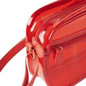 Stephanie Johnson Red Water-resistant Cross Body Bag