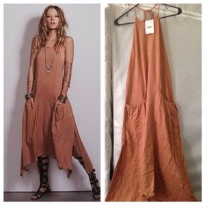 Sunkissed Maxi Dress by Free People