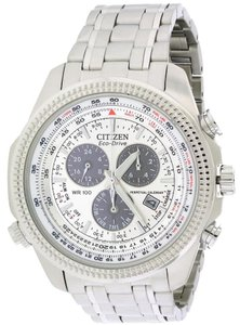 Citizen Citizen Eco-Drive Perpetual Calendar Alarm Mens Watch BL5400-52A [BL54