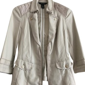 White House | Black Market Beige Jacket
