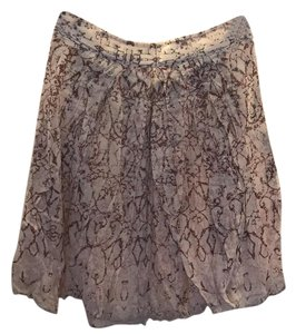 Elie Tahari Mini Skirt pink