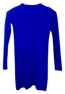 Theory short dress Royal Blue on Tradesy