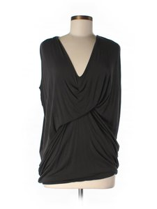 Riller & Fount Draped Front And Bubble Cocoon Dress