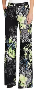 BCBGMAXAZRIA Wide Leg Pants Printed