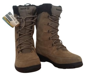 Kamik taupe Boots