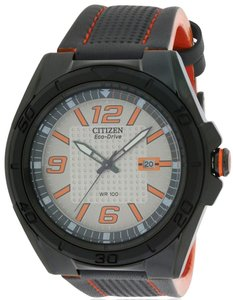 Citizen Citizen Drive BRT Leather Mens Watch AW1385-03H [AW138503H]