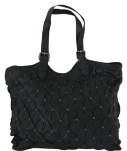 Jigsaw Tote in Black