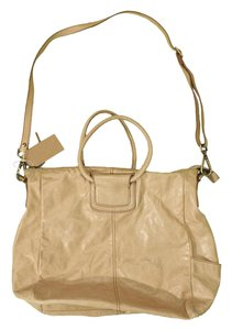 Hobo International Leather Hobo Bag