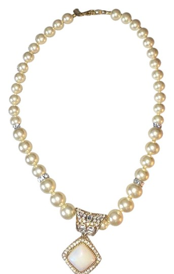 Preload https://img-static.tradesy.com/item/20993139/park-lane-gold-pearls-stunning-rare-bejeweled-necklace-0-1-540-540.jpg