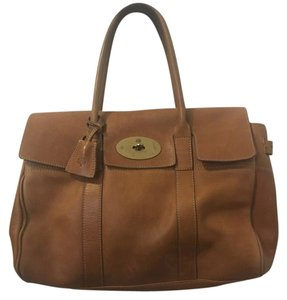 Mulberry Satchel in brown