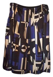 Ralph Lauren Skirt black blue white