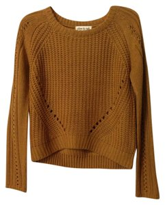 Olive + Oak Cropped Sweater