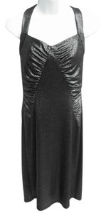 Betsey Johnson Ruched Stretchy Dress