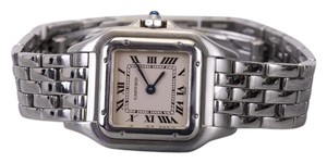 Cartier Stainless Steel Santos Galbee Automatic