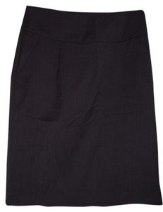Banana Republic Pencil Skirt Brown