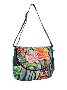 Anuschka Cross Body Bag