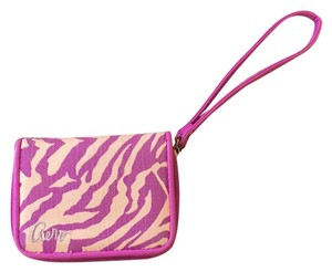 Aéropostale Wristlet in Purple and white