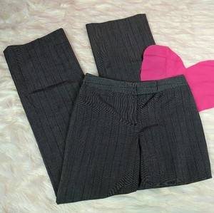 Ann Taylor Straight Pants Multi colored