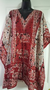 Other Festival Poncho India Tunic