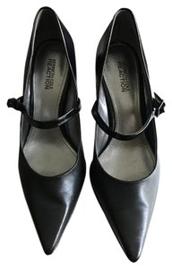 Kenneth Cole Mary Jane Black Pumps