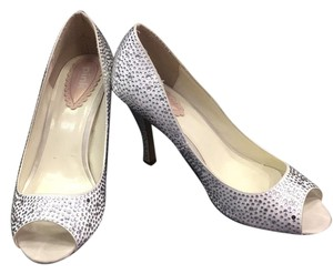 Paradox London Pink Silver Celebrate Formal Size US 9