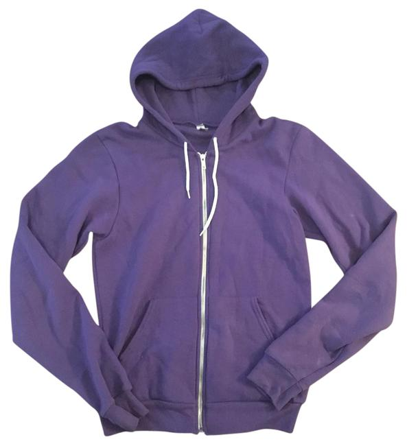 Preload https://img-static.tradesy.com/item/20994094/american-apparel-purple-sweatshirthoodie-size-6-s-0-1-650-650.jpg