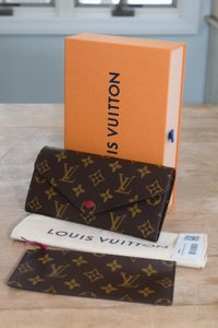 Louis Vuitton Louis Vuitton Josephine Wallet with coin pouch