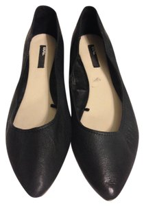 BDG Basic Leather Urban Outfitters Black Flats