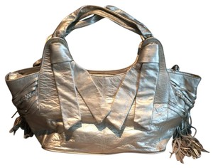 Jacqueline Jarrot Tote in Pewter