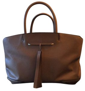 Brian Atwood Tote in Caramel