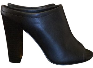 Mossimo Supply Co. Black Mules