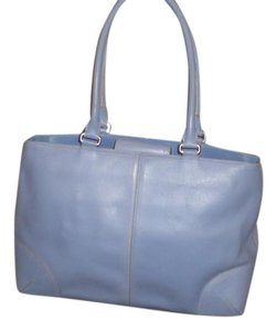 Ann Taylor Tote in blue