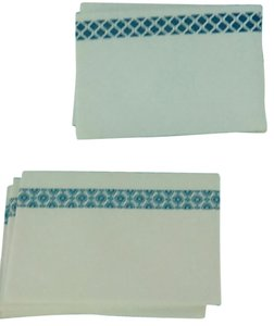 Creme Brulee with Blueberry Colored Lining. 13 Lined Envelopes.