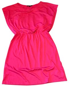Wishful Park short dress pink on Tradesy