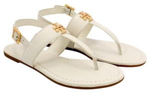 Tory Burch 36487 Ivory/Gold Sandals