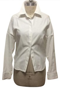 Stella McCartney Button Down Shirt white